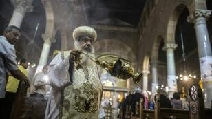 The Coptic Church is the largest Christian community in the Middle East