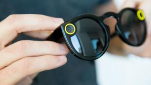 Voilà à quoi ressemblent les Snapchat Spectacles.