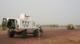 About 14,700 troops and police are deployed in the UN mission in Mali, known as MINUSMA, which is also the UN's deadliest peacekeeping operation