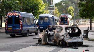 Chechnya France Dijon (1)