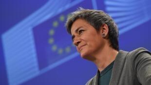 """Margrethe Verstager a inspiré le personnage principal de la série politique danoise """"Borgen""""."""