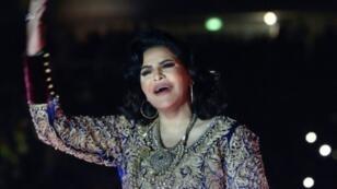 المغنية الإماراتية أحلام