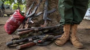 La guerre civile au Soudan du Sud a fait des dizaines de milliers de morts depuis 2013.