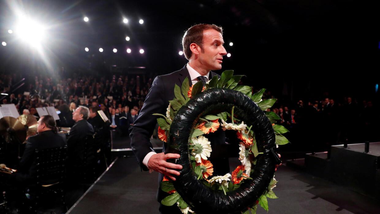 Guerre d'Algérie : Emmanuel Macron au cœur d'une nouvelle polémique mémorielle
