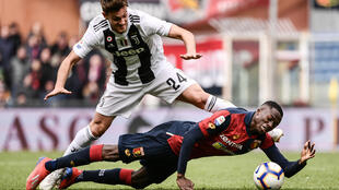 Daniele Rugani has played 101 games for Juventus since joining from Empoli in 2015