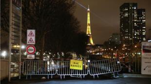 Le pic de la Seine a été atteint dans la nuit du 28 au 29 janvier, avec un niveau de 5,85m à Paris.
