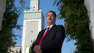 رئيس المجلس الفرنسي للديانة الإسلامية في فرنسا أنور كبيبش