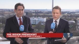 Le Débat de France 24 - jeudi 21 janvier 2021
