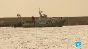 en foco - crisis pesquera Italia Libia