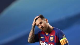 أحبط ليونيل ميسي مرة جديدة بعد تخلي برشلونة عن صديقه لويس سواريز