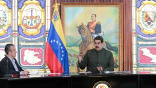 El presidente Nicolás Maduro acusó a la oposición de querer sabotear las elecciones municipales luego de que los principales partidos de la Mesa de la Unidad Democrática anunciaron que no se presentarán en diciembre.