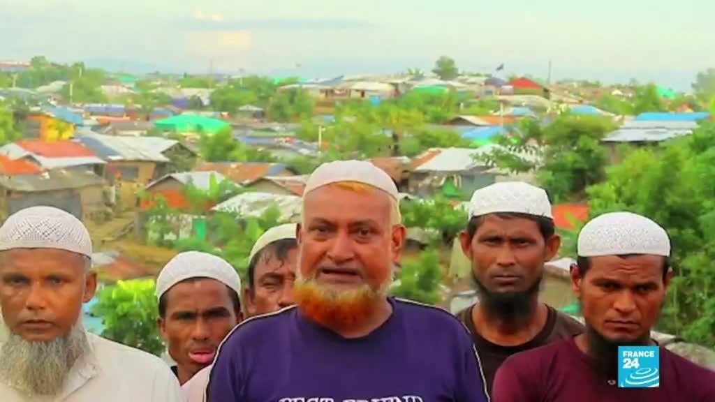 2021-02-03 00:07 Minoría musulmana rohinyá exiliada en Bangladesh pierde las esperanzas de volver a Myanmar