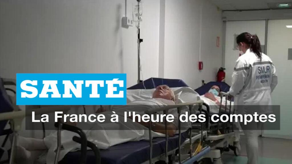 """""""Ségur"""" de la santé : la France à l'heure des comptes"""