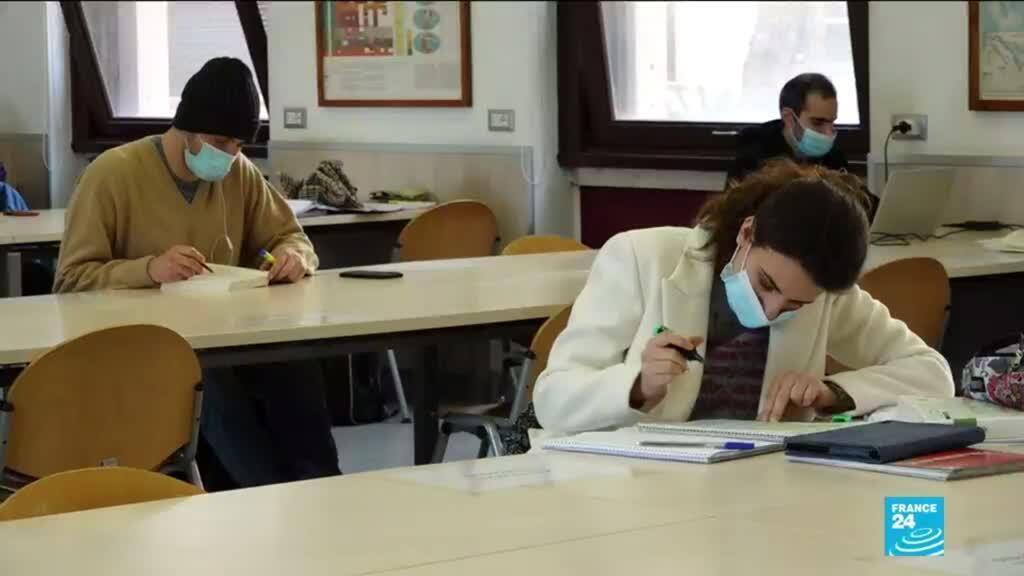 2021-02-11 13:12 Brexit - Fin du programme Erasmus : l'Italie cherche à attirer les jeunes européens diplômés
