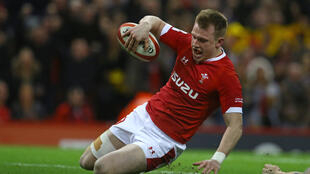 Loan move - Wales centre Nick Tompkins will play for the Dragons next season