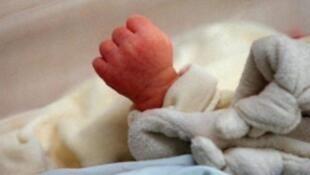 صورة ليد طفل رضيع