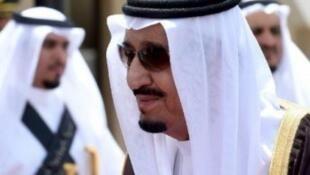 العاهل السعودي الملك سلمان عبد العزيز