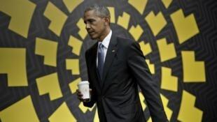 Barack Obama quittera la Maison Blanche le 20 janvier.