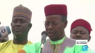 2021-02-08 22:46 Présidentielle au Niger : les deux candidats battent campagne