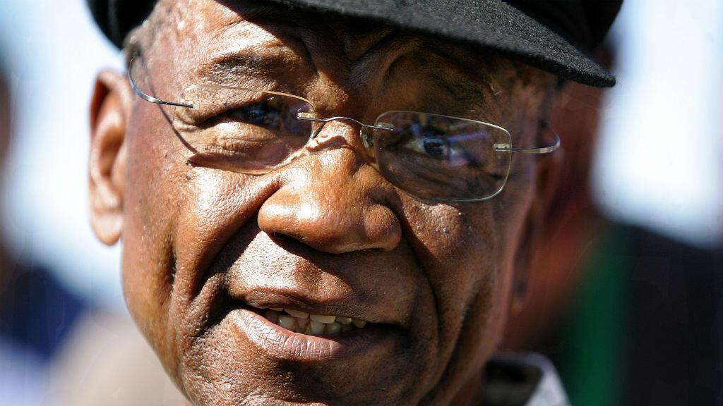 Le Premier ministre du Lesotho Thomas Thabane en 2007