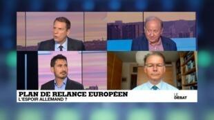 Le Débat de France 24 - 8 juillet 2020