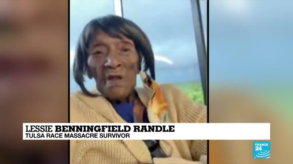 2021-06-02 08:02 After 100 years remembering, last survivors mark race massacre in Tulsa