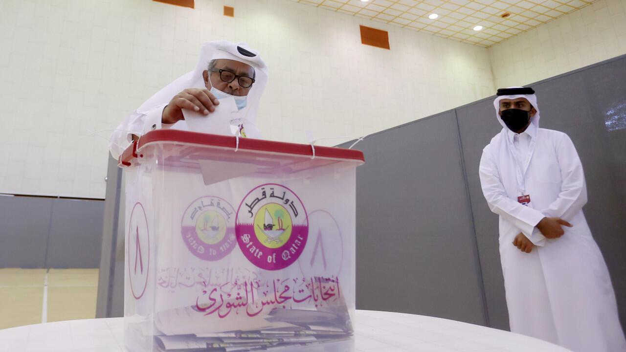 QATAR-ELECTION