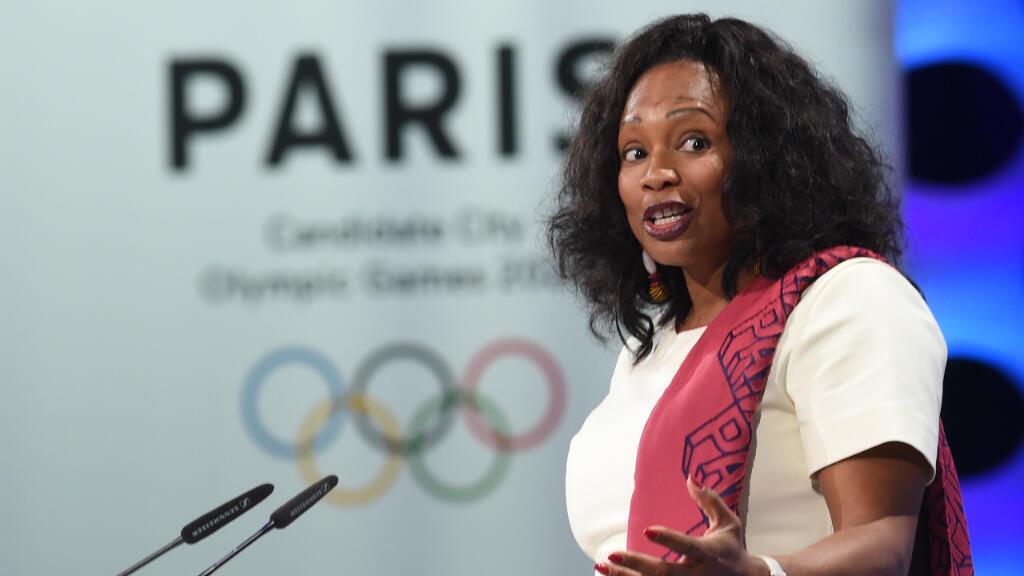 Laura Flessel, le 13 septembre 2017, devant le Comité international olympique à Lima.