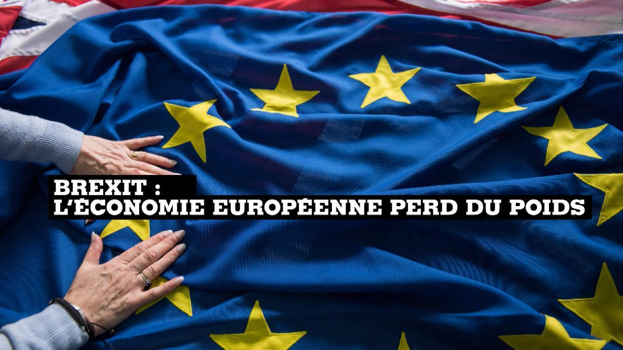 Après le Brexit, quel poids économique pour l'Europe?