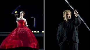 Sophie Koch et Torsten Kerl à l'Opéra Bastille