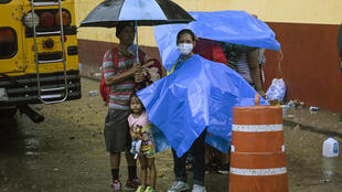 According to the Guatemalan Migration Institute (IGM), the caravan entered eastern Guatemala on Thursday