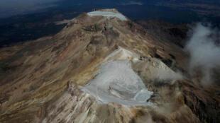 glaciar ayoloco