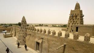 La arena del desierto en Mali avanza varios metros anualmente (Imagen de archivo).