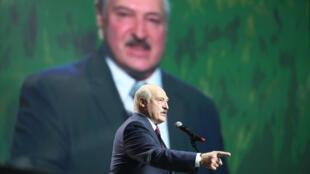 Alexander Lukashenko, Europe's longest-serving leader