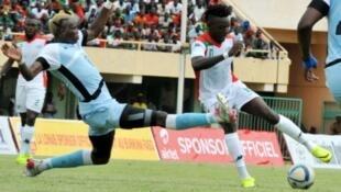 برتران تراوري وبوركينا فاسو تأهلا بشق النفس لكأس الأمم الأفريقية 2017