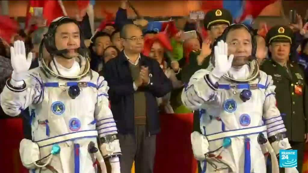 2021-06-16 13:43 China to launch first crew to new space station on Thursday
