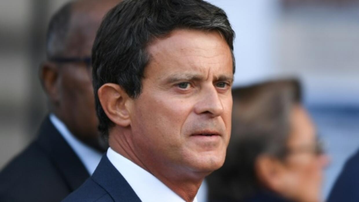 Sailing Manuel Valls totally In Agreement With Jean Michel Blanquer Teller Report