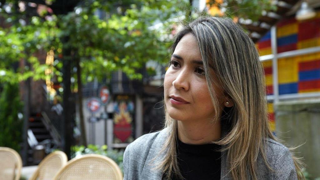 La fisioterapeuta Carolina Rozo habla sobre sus denuncias de acoso en la selección sub 17 de Colombia.