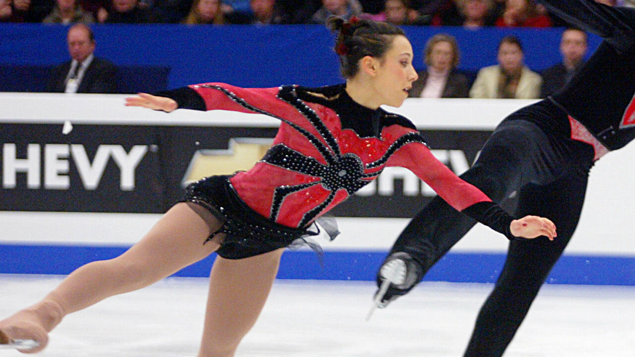 Sarah Abitbol, a 10-time French figure skating champion, has accused her former coach of raping her when she was aged 15 to 17.