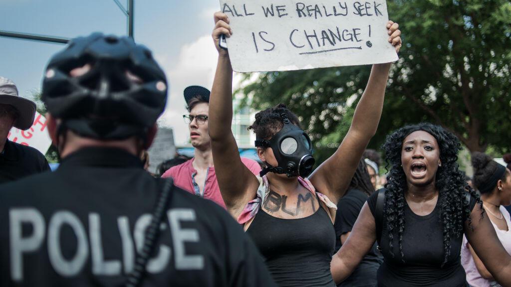 Après la mort de Keith Lamont Scott le 20 septembre 2016, des manifestations avaient eu lieu pendant plusieurs jours.