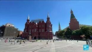 """2021-06-18 10:10 Covid-19 en Russie : Moscou face à un nouveau variant plus """"agressif"""""""