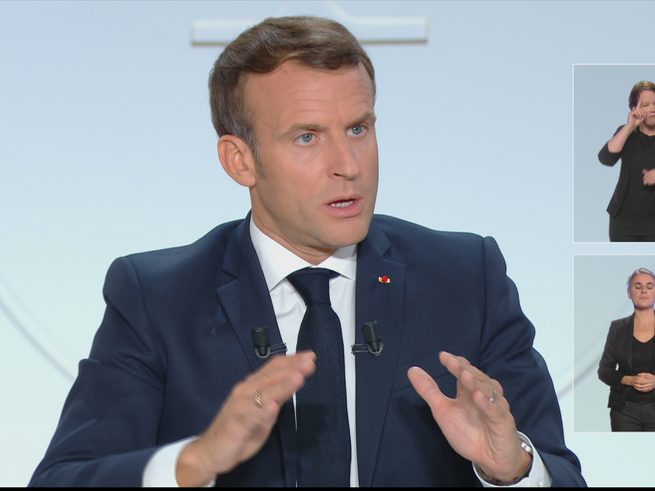 Covid 19 Macron Announces Four Week Curfew In Paris Region And Other Cities Starting Saturday