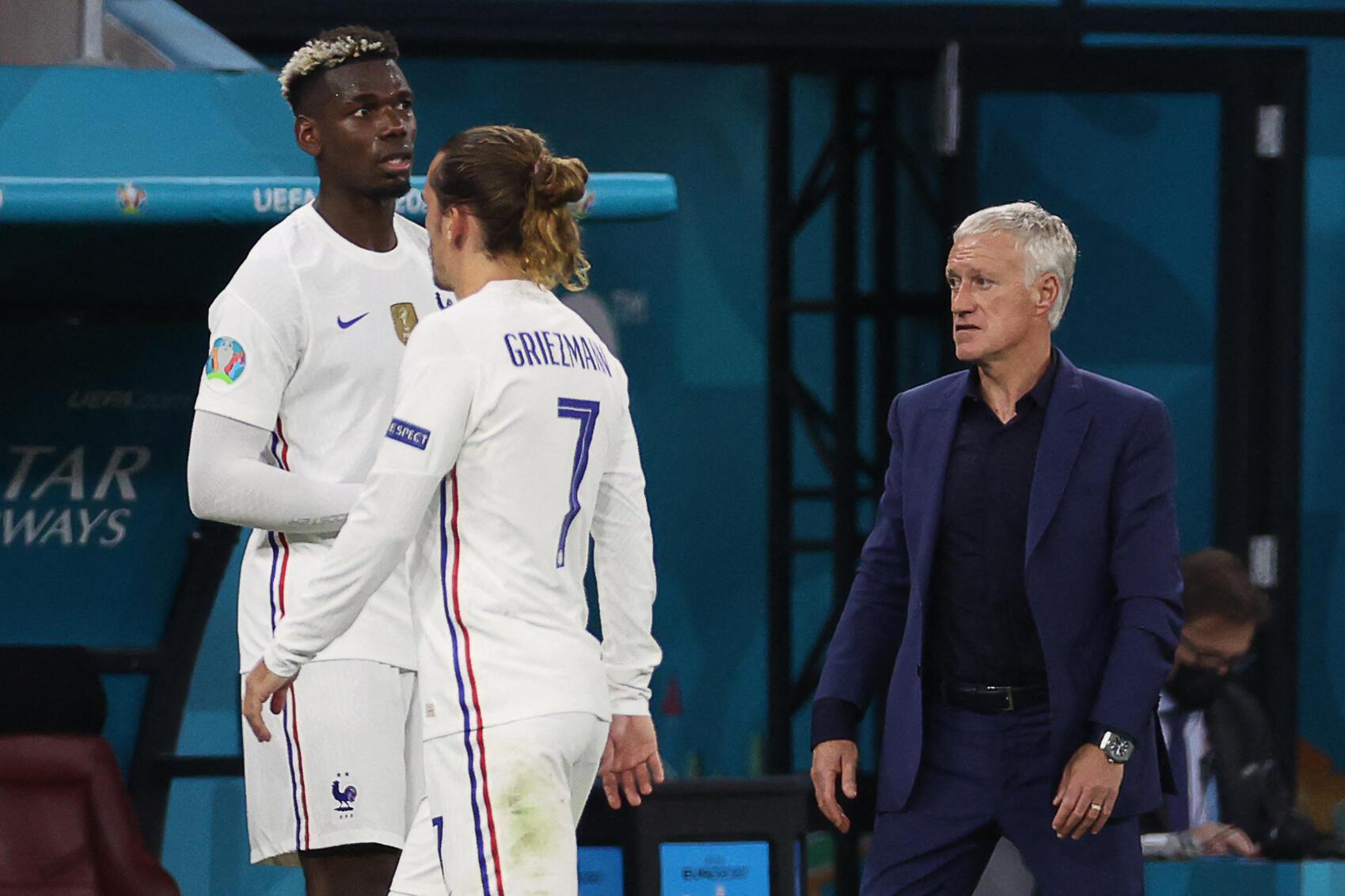 Euro-2021 football equipe de france