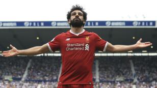 Mohamed Salah, 41 buts toutes compétitions confondues depuis le début de la saison.