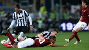 L'AS Roma a perdu gros dans la course au titre.