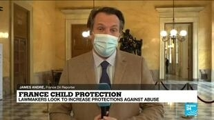 2021-02-18 11:05 France child protection: Lawmakers look to increase protection against abuse