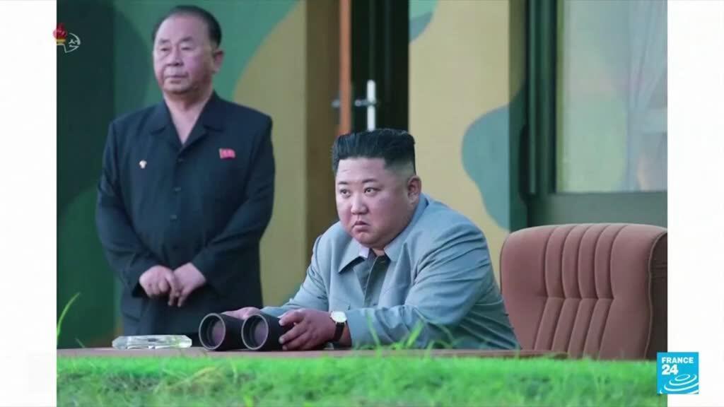 2021-09-13 08:06 North Korea test-fires new 'long-range cruise missile'