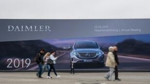 Daimler is coming under increasing pressure over possible emissions cheating