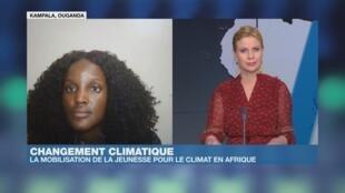 Afrique Hebdo - Vanessa Nakate