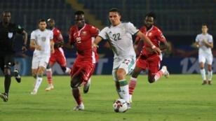 الجزائر قدمت أداء جيدا أمام كينيا، لاسيما في الشوط الثاني.
